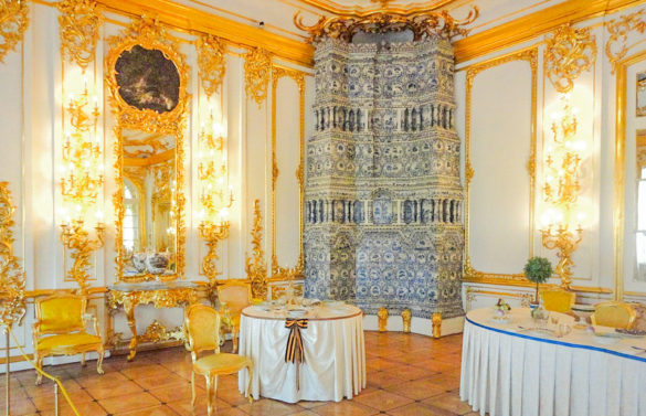 Guide to royal palaces in St. Petersburg