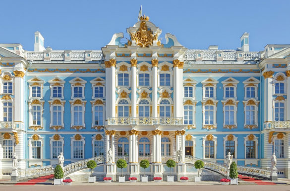 Guide to Royal palaces in St. Petersburg, Russia