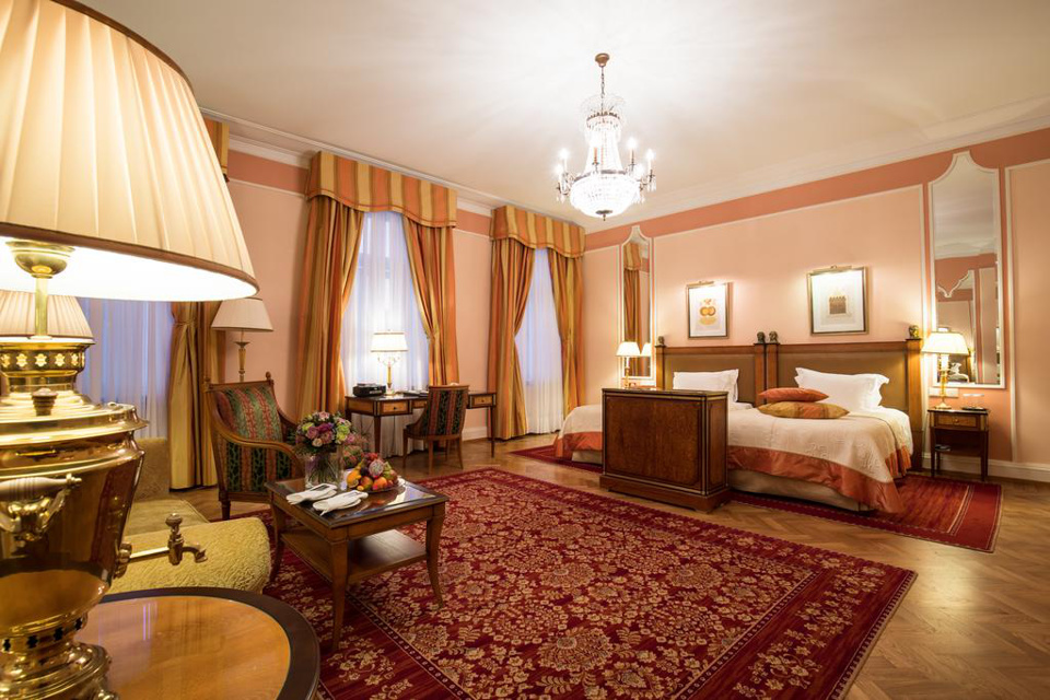 Saint Petersburg hotels : Grand Hotel Europe