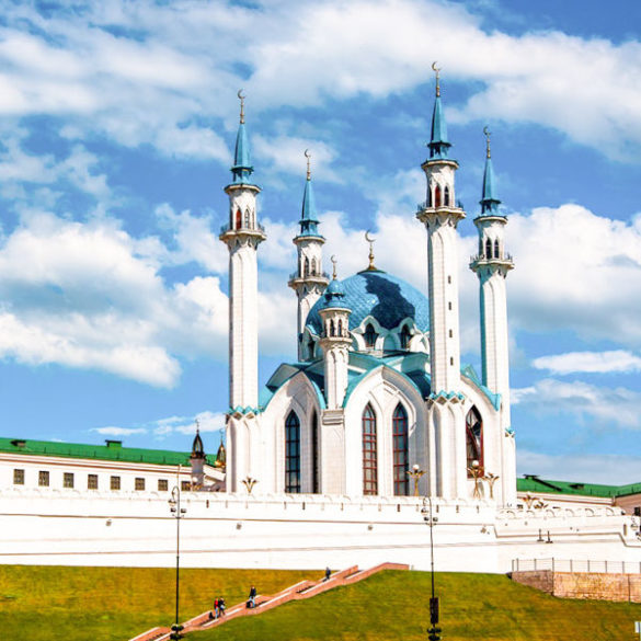Photo of places to visit in Russia : Kazan