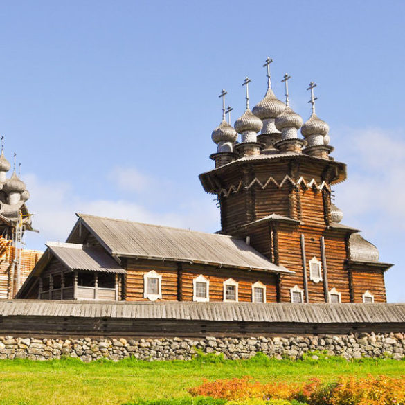 Photo of places to visit in Russia : Kizhi