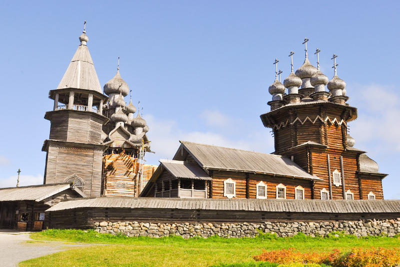 Places to visit in Russia : Kizhi Island