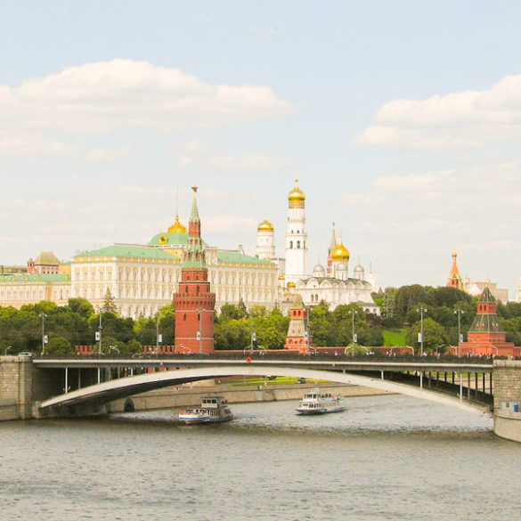 Places to visit in Russia: Moscow, the capital of Russia