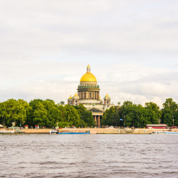 Photo of places to visit in Russia : St. Petersburg