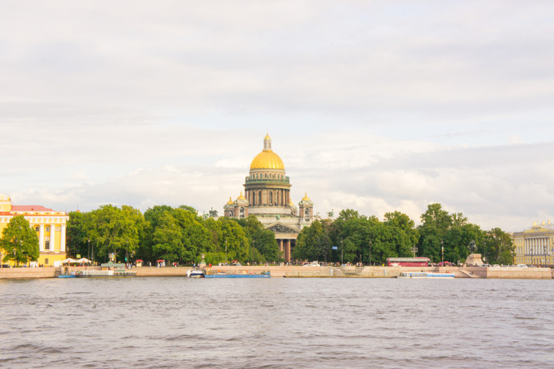Places to visit in Russia : St. Petersburg