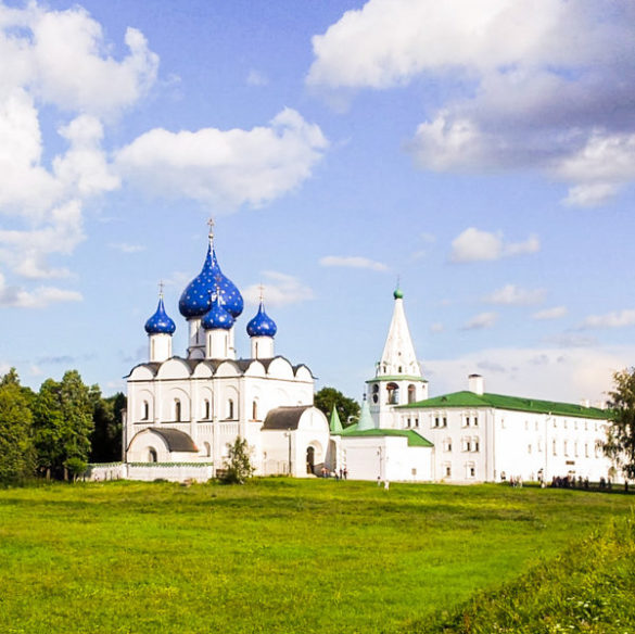 Photo of places to visit in Russia : Suzdal