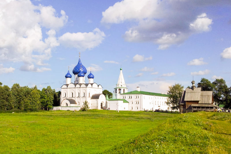 Cities of the Golden Ring, Russia : Suzdal