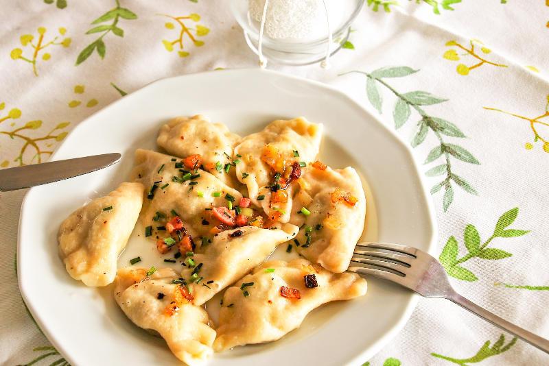 Vareniki, Russian dish