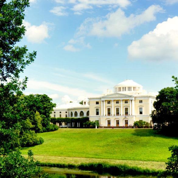 Pavlovsk Museum : the Grand Royal Palace