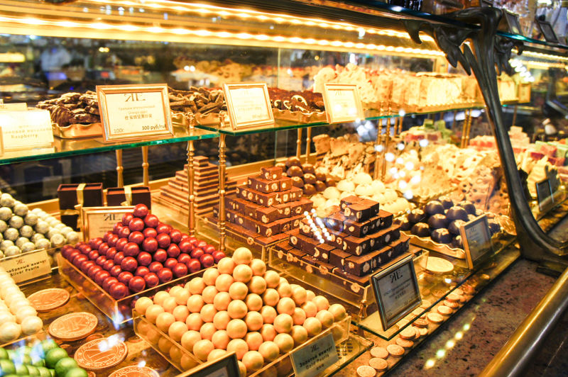 Things to do in St. Petersburg : trying local sweets