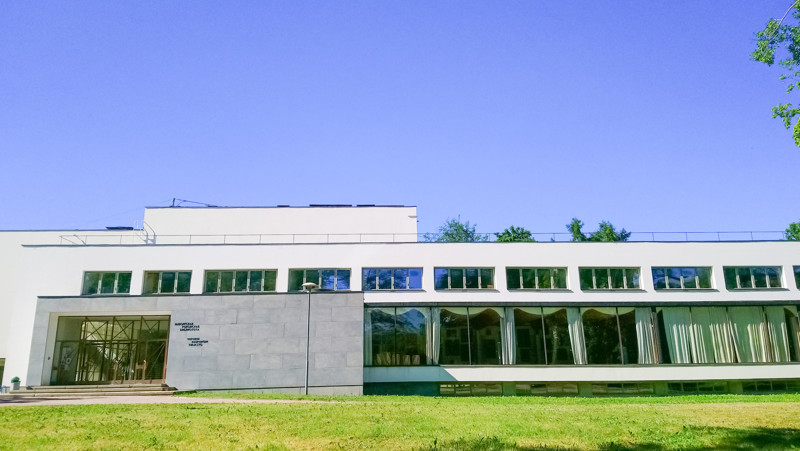Alvar Aalto Library in Vyborg: the beauty of straight lines