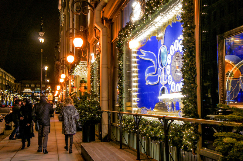 New Year in Saint Petersburg, Russia: how to celebrate it?