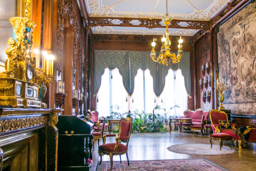Places to visit in St Petersburg: magnificent Yusupov Palace