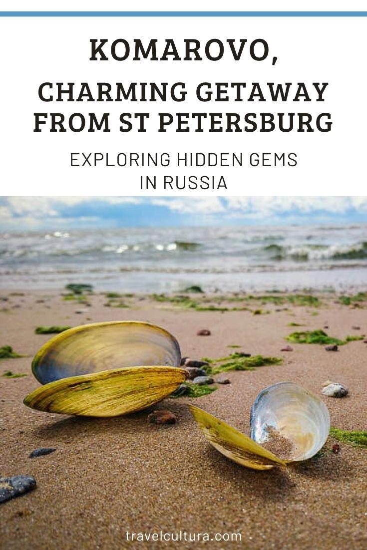 Komarovo, charming getaway from Saint Petersburg, Russia — Exploring Russian hidden gems