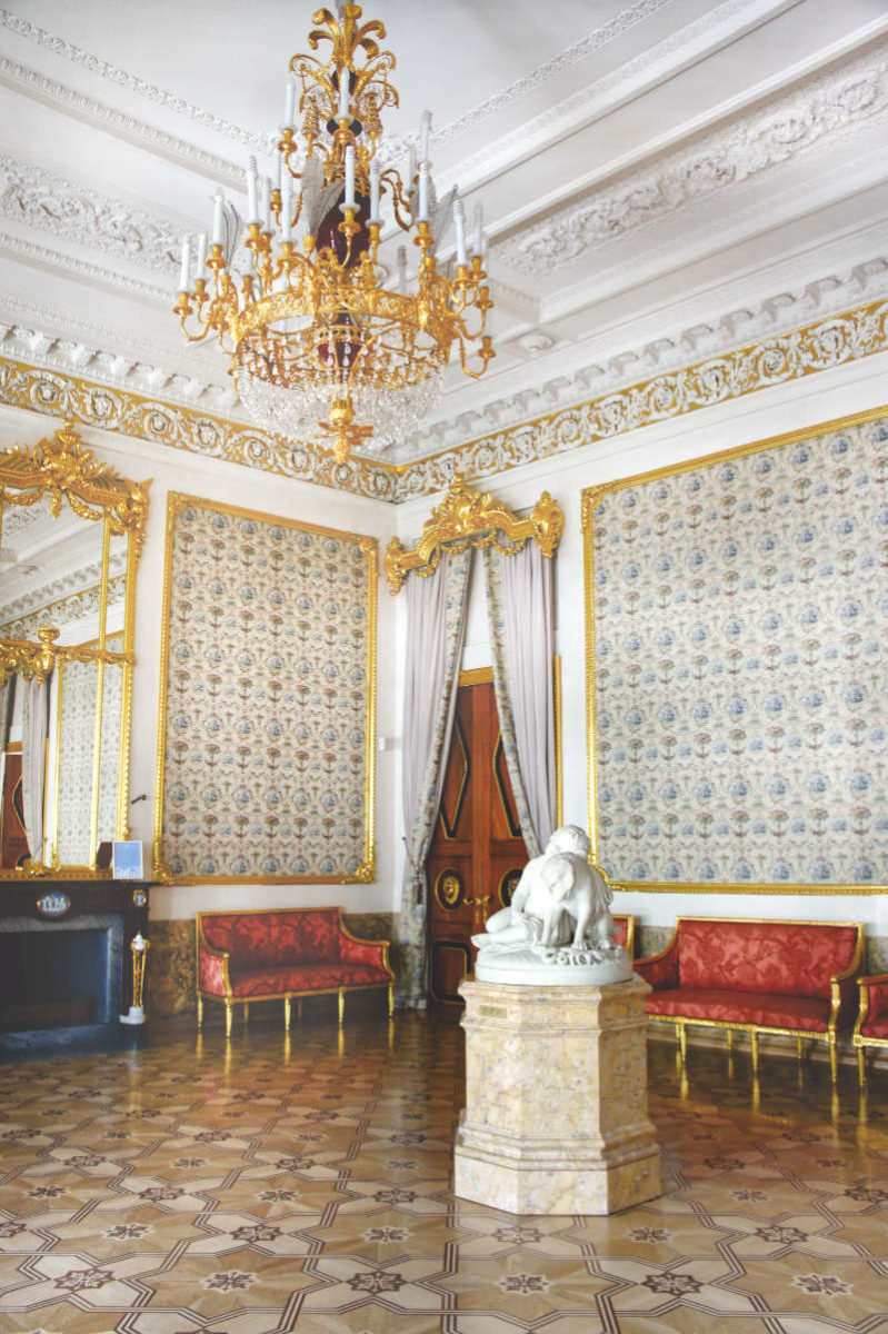Grand Living Room in the Stroganov Palace