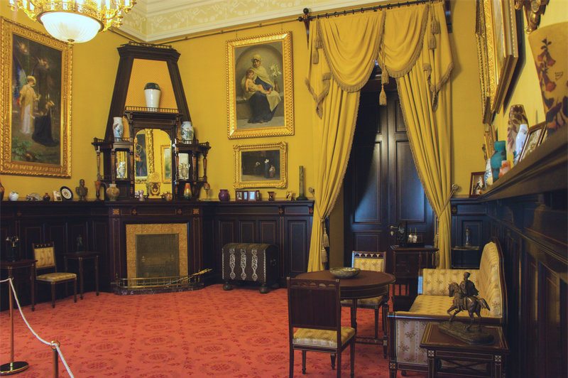 Palissandre Drawing Room