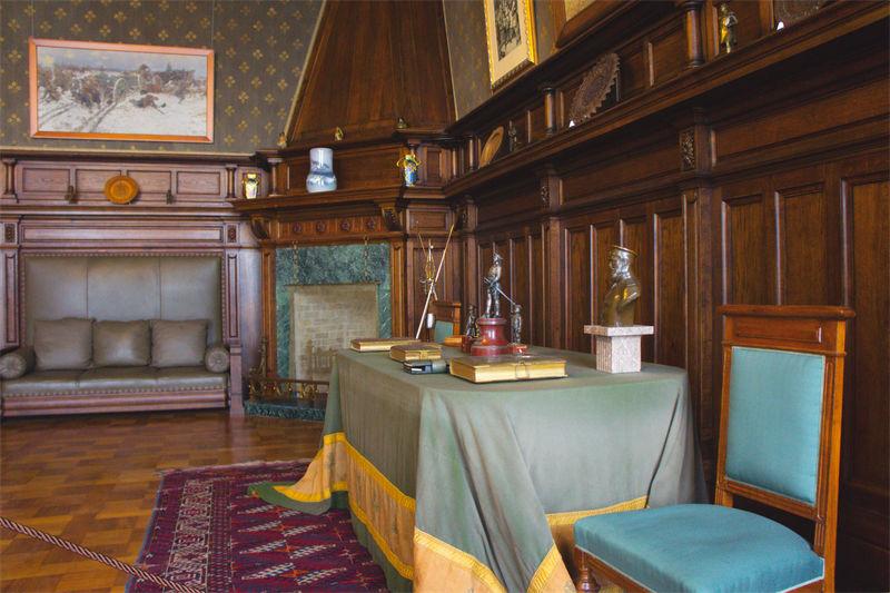 Reception Room of Nicholas II