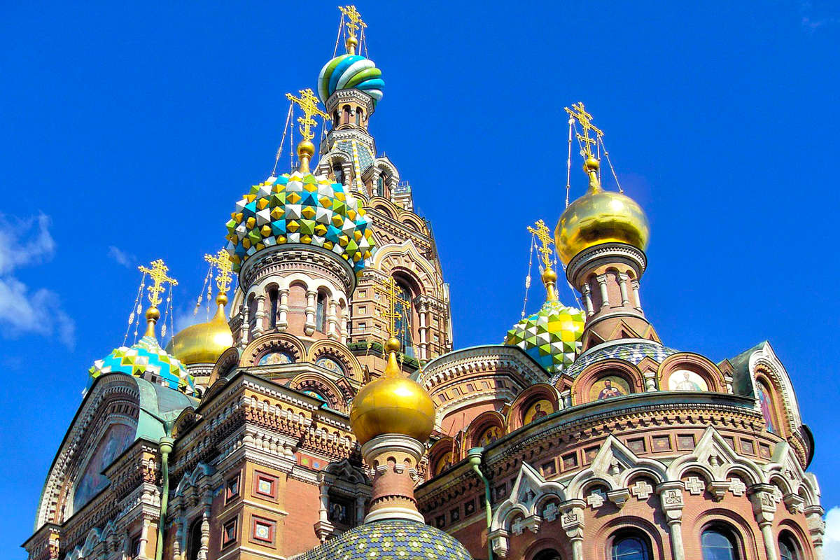 What to see in Saint Petersburg — one day itinerary