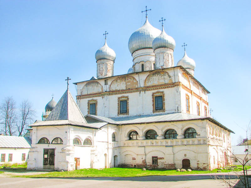 If you want to visit Veliky Novgorod in Russia, you can book a guided tour or plan a visit on your own